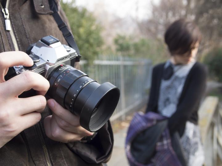 The Voigtländer 25mm f/0.95 - a wonderful lens for MFT cameras