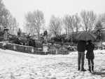 Let It Snow: Black and White Photography with the OM-D E-M5 and the DMC-GH3