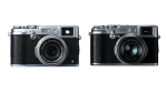 What are the key differences between the Fuji x100 and the x100s?