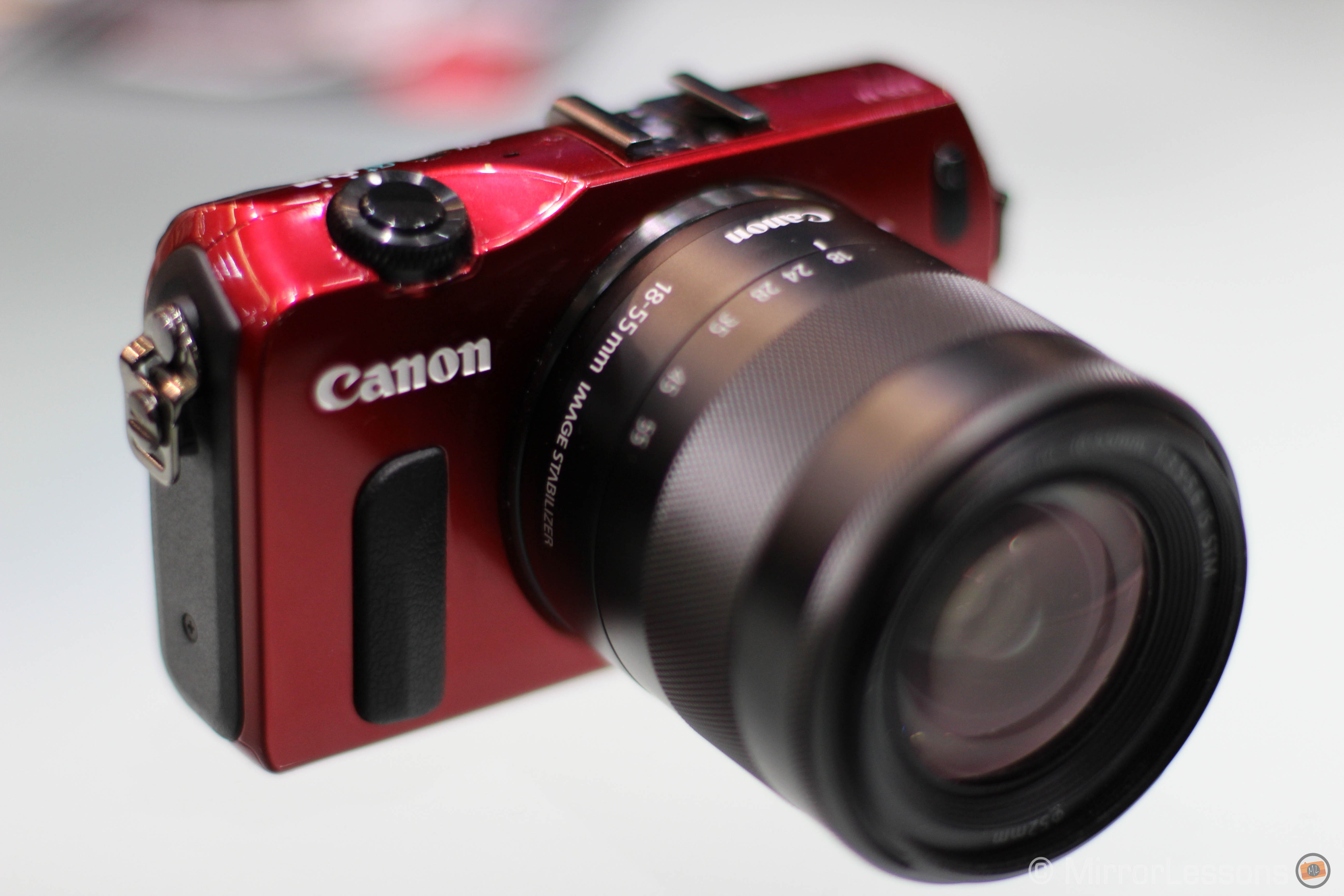 Photoshow 2013 Hands On With The New Canon Eos 100d Rebel Sl1 Is Dslr Camera 1 100 F 14 Iso 400