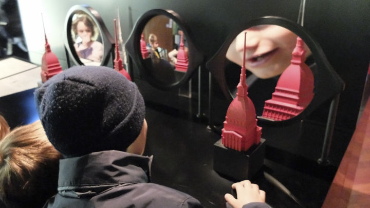 Fujifilm x20: Low-light performance test at the National Cinema Museum of Turin