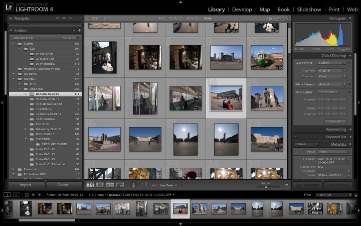 Adobe Lightroom 4.4