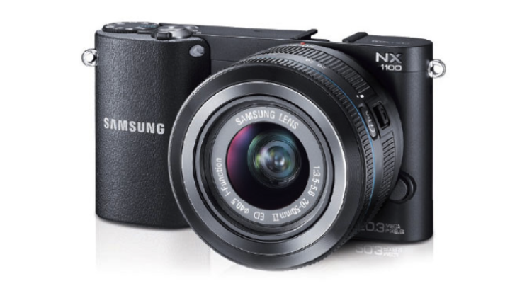 Samsung NX1100 Manual Posted on Samsung Website