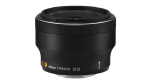 Nikon presents the new Nikkor 32mm f/1.2 lens for the Nikon 1 series