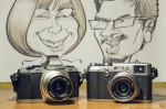Olympus OM-D E-M5 vs Fujifilm X100s: so similar yet so different!