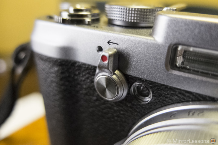 The Viewfinder Selector