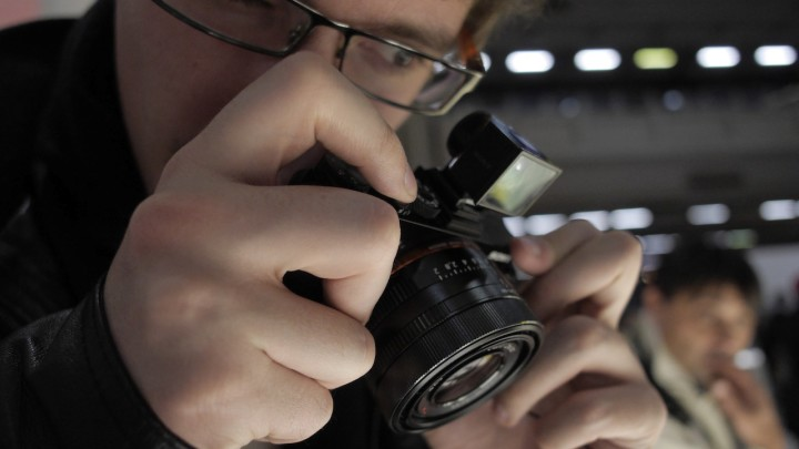 Will 2014 be the year of the Full Frame mirrorless camera?