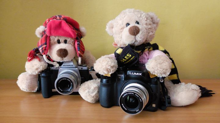 OM-D E-M5 vs DMC-GH3: clash of the titans in the Micro Four Thirds realm!