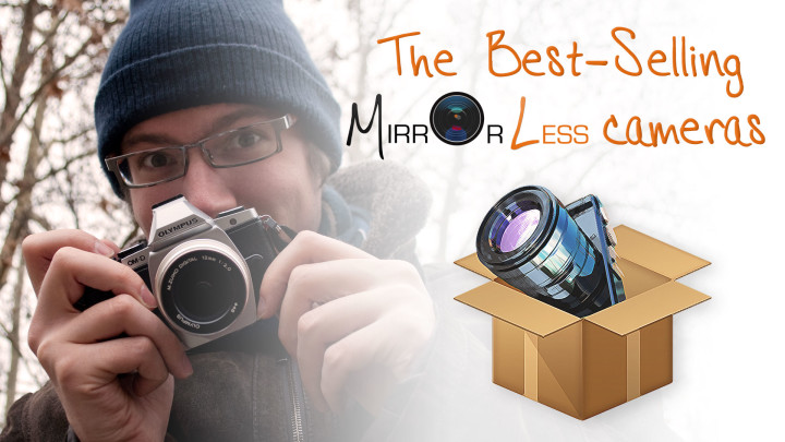 The Best-Selling Mirrorless Cameras for October 2013