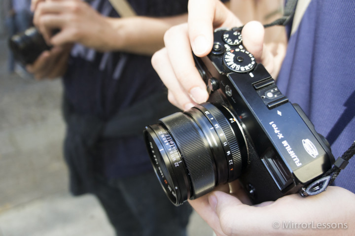 The XF 14mm f/2.8