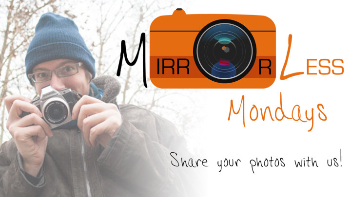 'Mirrorless Monday' with Riley Joseph and the Fuji X100s