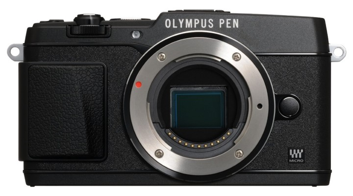 The official Olympus announcement on May 10th 2013