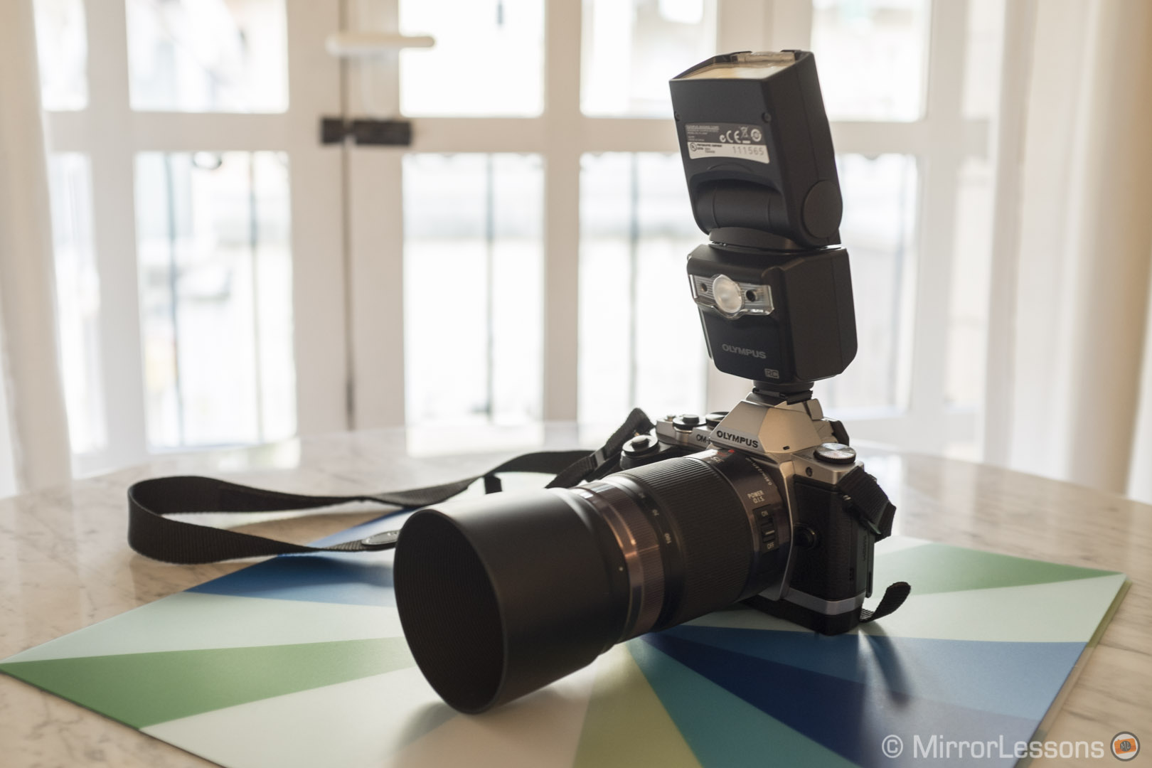 My ideal OM-D E-M5 setup