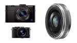 Sony RX1R, RX100 MII, and Panasonic 20mm f/1.7 announced!