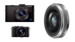 Sony RX1R, RX100 MII, and Panasonic 20mm f/1.7 announced!