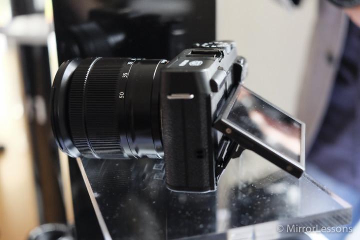 X-M1, 1/80, f/ 28/10, ISO 3200