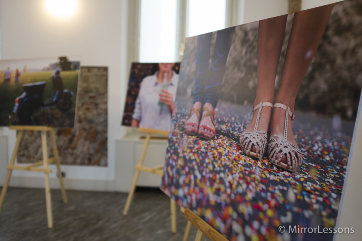 Photographs by Giulia Torra taken with the X-M1