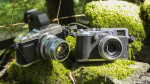 Olympus Pen E-P5 vs. Fuji X100s: Retro never looked so good!