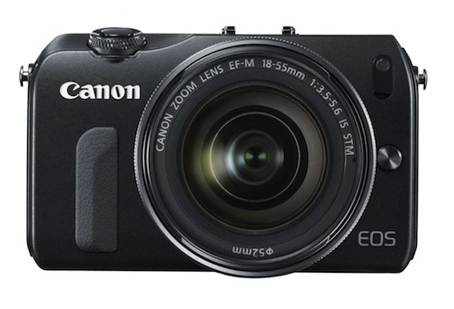 The Canon EOS M: Canon's only mirrorless contribution so far