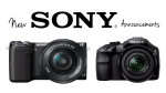 Sony's Official Announcement: NEX-5T, ILC-3000, two new lenses…but no Full Frame NEX?