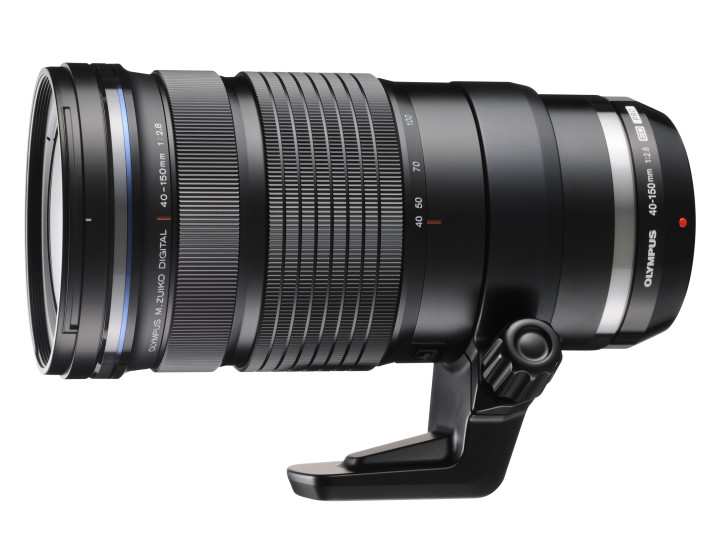 The announced 40-150mm f/2.8