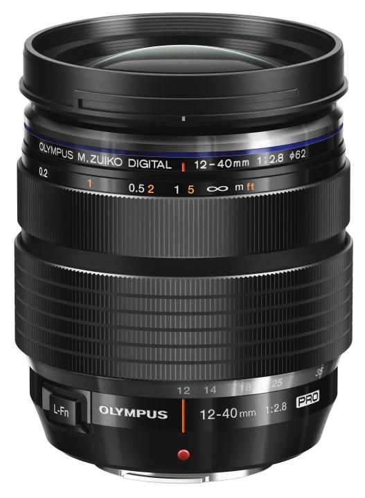 The new M.Zuiko 12-40mm f/2.8