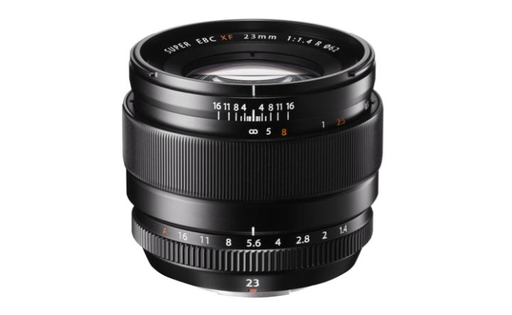 Fujinon XF 23mm f/1.4