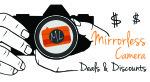 Mirrorless Camera Deals and Discounts: Panasonic GH3 and Sony NEX-7
