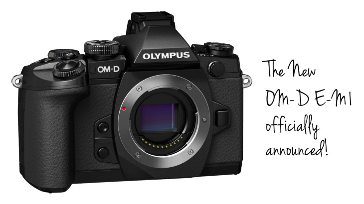 The New OM-D E-M1: Olympus' Biggest Announcement of the Year
