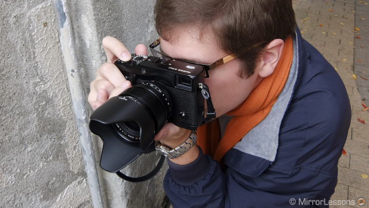 The Fujinon XF 23mm f/1.4: Hands-on & Comparison with the X100s