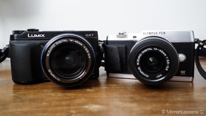 Panasonic Lumix GX7 vs. Olympus Pen E-P5: How does low-light performance compare?