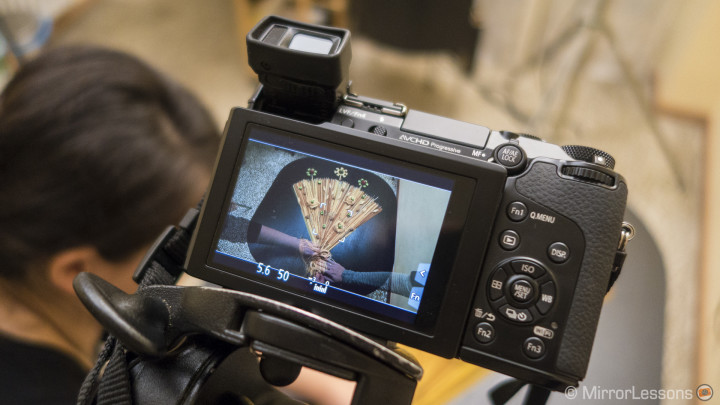 Pasta Ouverture: A stop motion animation with the Panasonic GX7