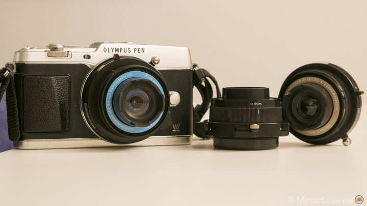 Experimenting with the Lomography Micro Four Thirds lenses – A real optical multiple exposure gallery