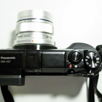 Top view with M.Zuiko 12mm attached