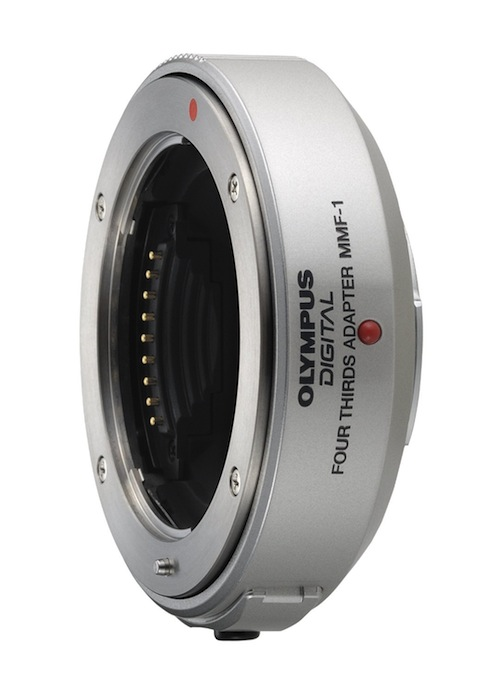 olympus mmf-1 four thirds to micro four thirds adapter