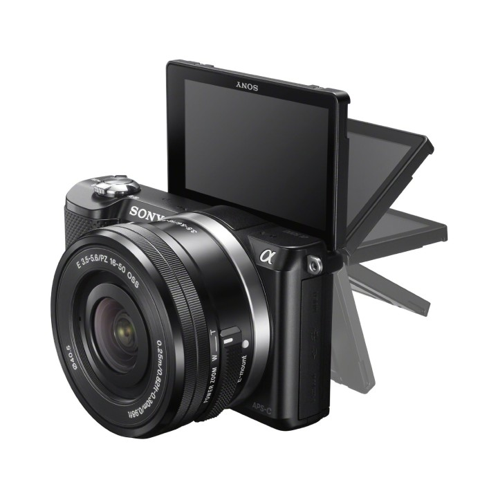 The new Sony A5000