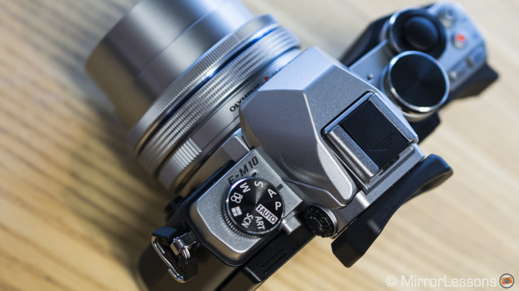 The OMD family welcomes a new member! – First Impressions of the Olympus OM-D E-M10