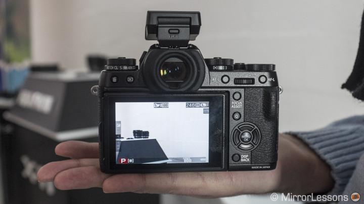 X100S, 1/180, f/ 4/1, ISO 3200
