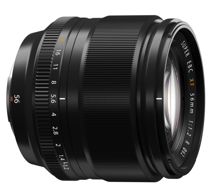 The 56mm f/1.2