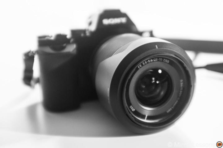 28-70mm kit lens