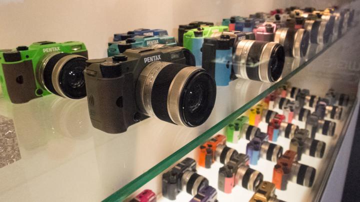 mirrorless camera list