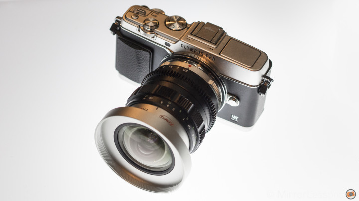 Hands-On with the Kowa Micro Four Thirds lenses at TPS