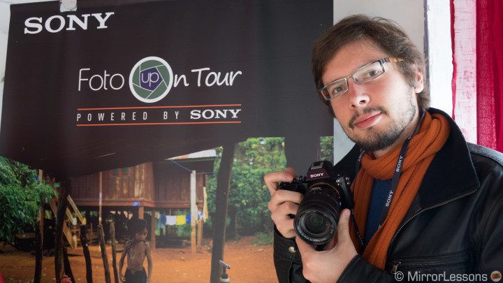 Hands-On with the Sony / Zeiss Vario-Tessar T* 24-70 FE f/4 ZA OSS
