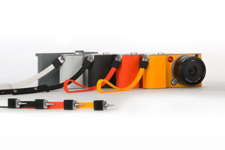 Leica T coloured accessories