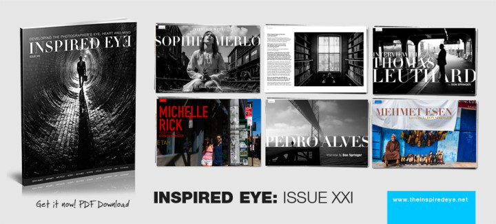 Inspired Eye issue #7 is out! What are you waiting for? ;)
