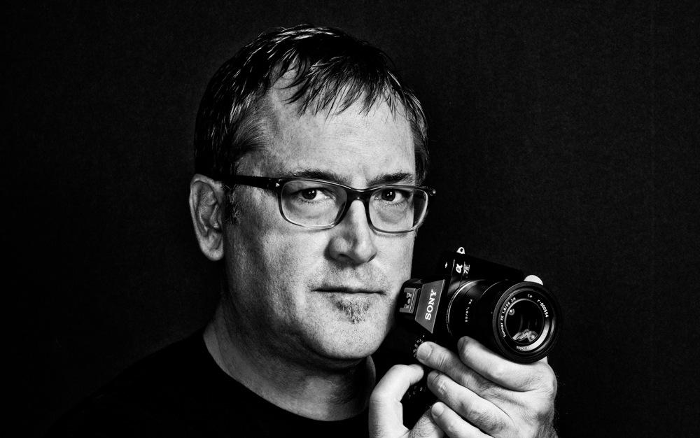 Brian Smith Sony A7r and celebrity portraits