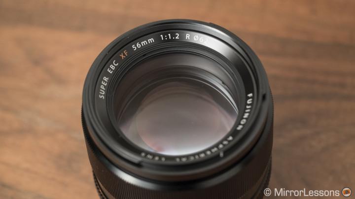 Fuji XF 56mm
