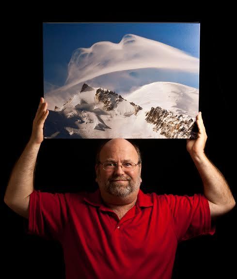 Gary Friedman has conquered Mont Blanc!