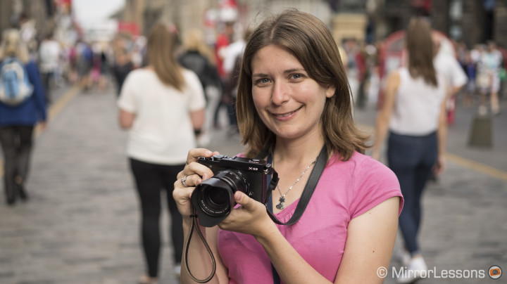 Exploring the city of Edinburgh: Thoughts about the Fujifilm X-E2