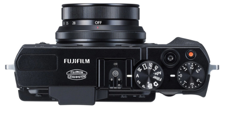 Fujifilm Announces The New X30 And It Looks Like An